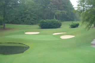 Belle Meade 16th Hole