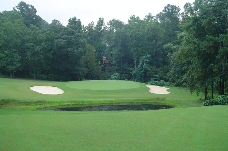 Belle Meade 17th Hole