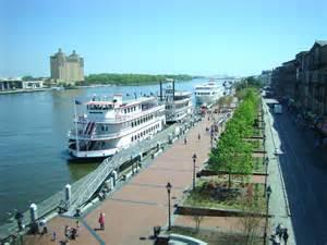Savannah Harbor