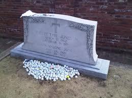 Bobby Jones grave site